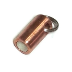 Mini Keychain Magnet Hanger - N52 Rare Earth Magnet - Copper
